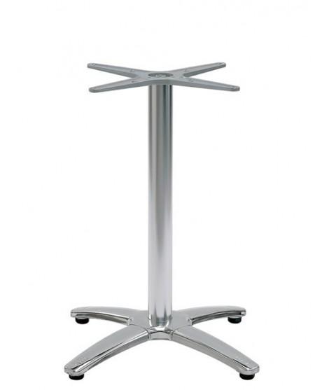 Senia Base In Alluminio Acciaio E Ghisa Per Tavolo Per Gelaterie Bar Ristoranti