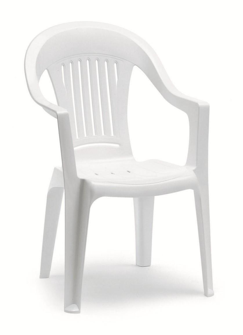 Sedie Plastica Esterno – Casamia Idea di immagine