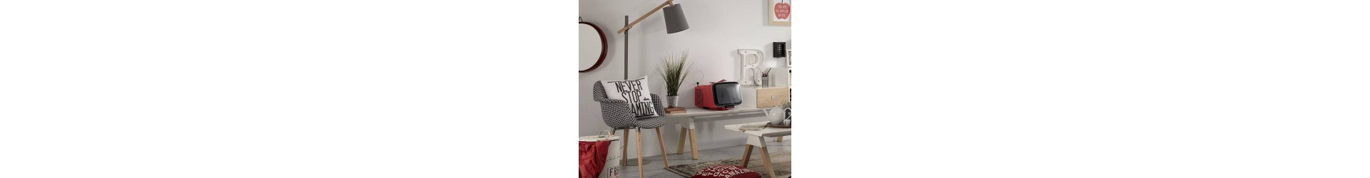 Salas de estar, paredes, bibliotecas, módulos.
