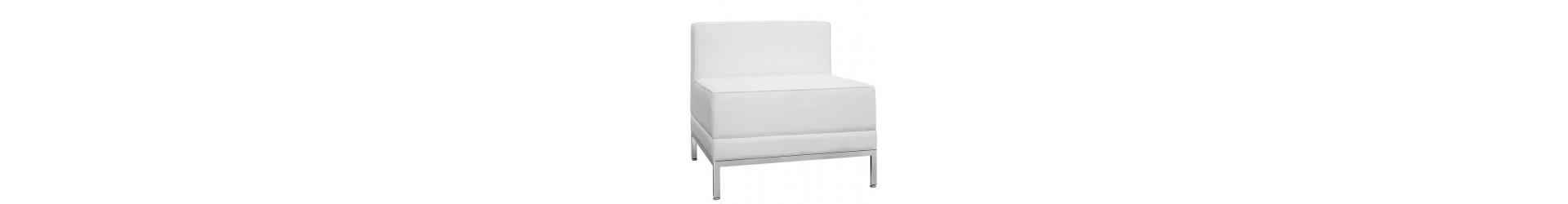Sofa und Sessel ideal für öffentliche Plätze