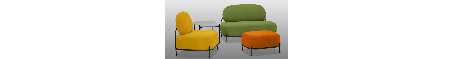 SMALL SOFAS AND SECTIONAL SOFAS