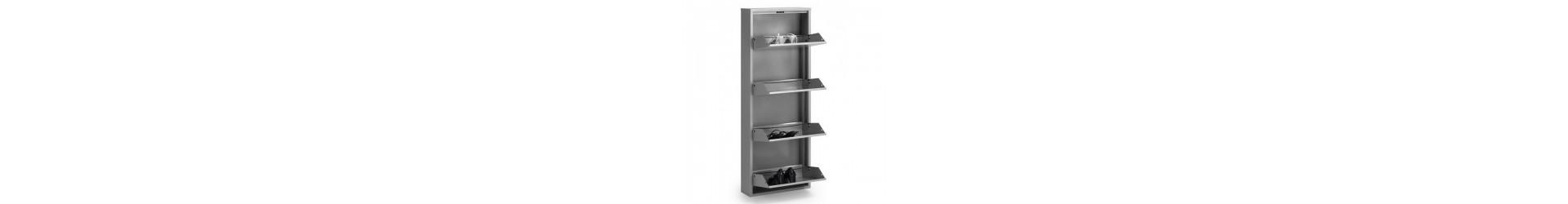 Shelves, shoe racks