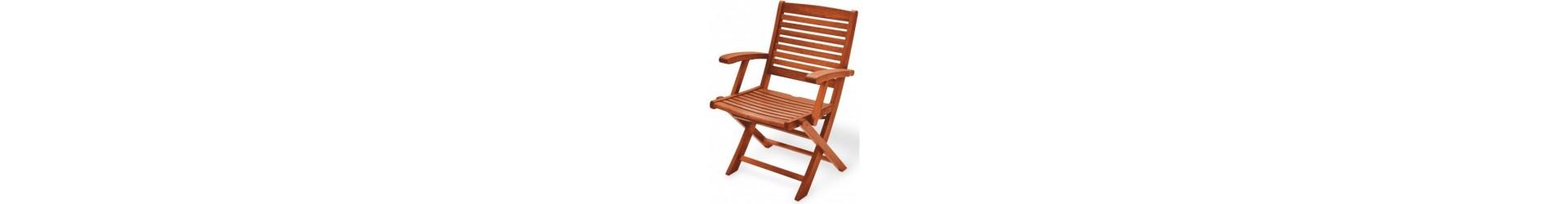 Chaises de jardin, meubles de jardin