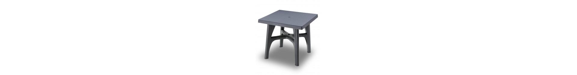 Tavolini da Giardino, Tavoli per giardino ed esterni