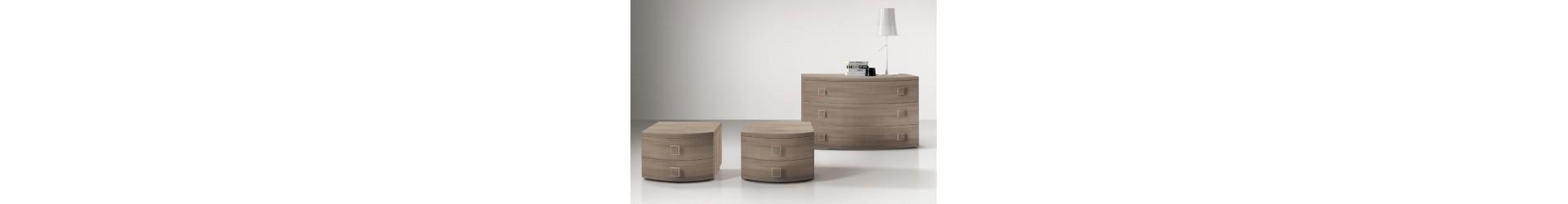 Muebles para el dormitorio son de estilo tradicional, diseñado para el futuro.