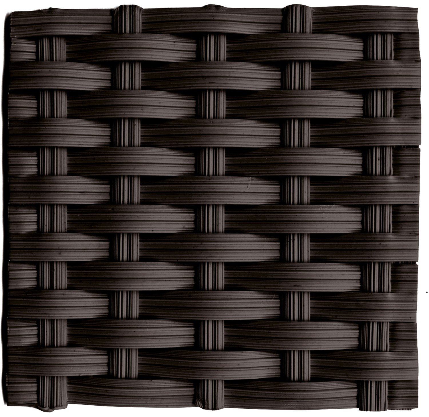 wicker nero